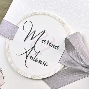 Invitatie De Nunta 39710 Deluxe Cards