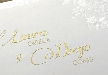 Invitatie De Nunta Copac Decupat Cu Laser 39616 Deluxe Cards