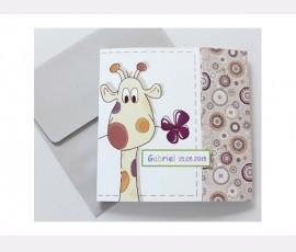 Invitatie botez girafa 15415