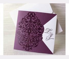 Invitatie de nunta   - Cod 32812