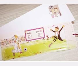 Invitatie haioasa fotbal - Cod 32803