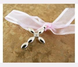 Cruciulite ondulate roz