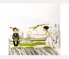 Invitatie de nunta comica