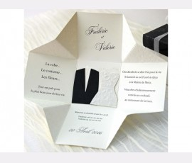 Invitatie de nunta eleganta