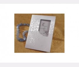 Promotie Invitatie de nunta eleganta cod 70791