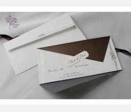 Promotie Invitatie de nunta eleganta cod 60277