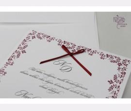 Promotie Invitatie de nunta cod 60283