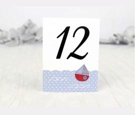 Număr masă marinar