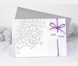 Invitatie copacul iubirii - Cod 39206