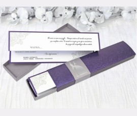 Invitatie de nunta  - Cod 39208