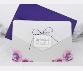 Invitatie de nunta  - Cod 39216