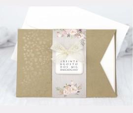 Invitatie de nunta  - Cod 39224