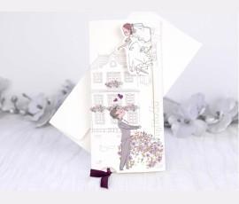 Invitatie de nunta  - Cod 39230