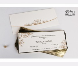 invitatii elegante de nunta