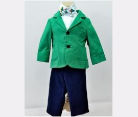 Costum Andi - verde