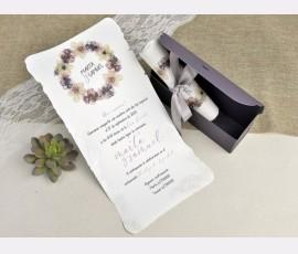 Invitatie de nunta cufar
