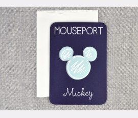 Invitatie de botez Mouseport