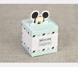 Marturie cutie Mickey