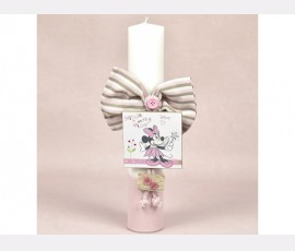 Lumanare botez pastel Minnie Fairy - Cod Minnie Fairy