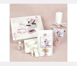 Trusou botez pastel Minnie Fairy
