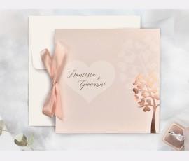 Invitatie de nunta Copacul Iubirii 39747