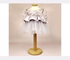 Rochie de botez - Cristal - Cod 2185