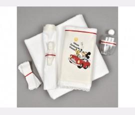 Trusou pastel - Mickey si Pluto - Cod 3145