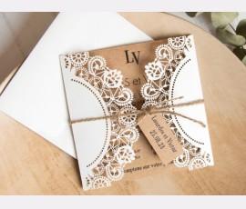 Invitatie de nunta - Cod 115443