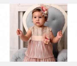 Rochie botez fetita Renata - Cod renata