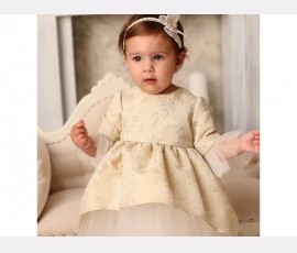 Rochie botez fetita Rania - Cod Rania