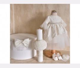 Promotie Set complet botez fetita Azaleea cod azaleea6