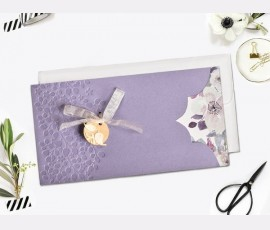 Invitatie de nunta 39809 - Cod 39809