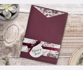 Invitatie de nunta 39812 - Cod 39812