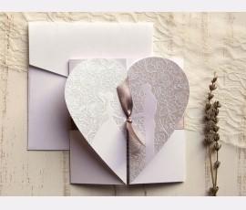 Invitatie de nunta 39850 - Cod 39850