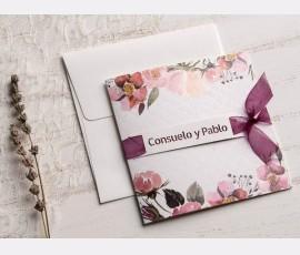 Invitatie de nunta 39830 - Cod 39830