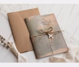 Invitatie de nunta 39823 - Cod 39823