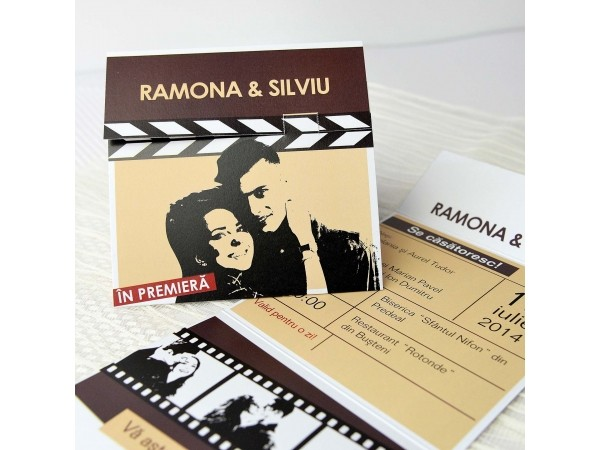 Invitatie CINEMAiubit