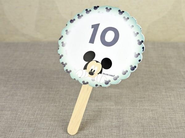 Numar de masa Mickey