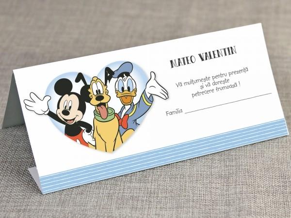 Mapa de bani Mickey si Donald