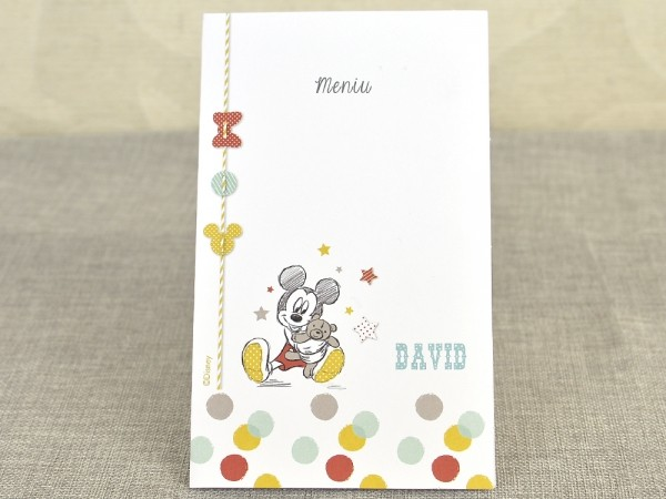 Meniu botez Mickey