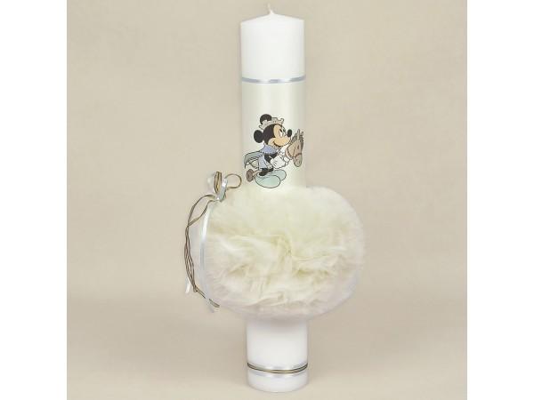 Lumanare botez pastel Little Prince Mickey