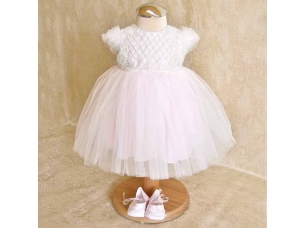 Rochie de botez - Perla