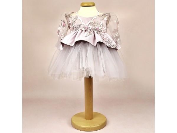 Rochie de botez - Cristal