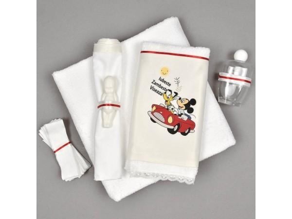 Trusou pastel - Mickey si Pluto