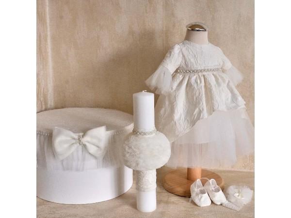 Set complet botez fetita Azaleea
