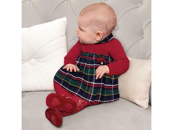 Rochiea carouri nou-nascut fata 2873 2-4 luni