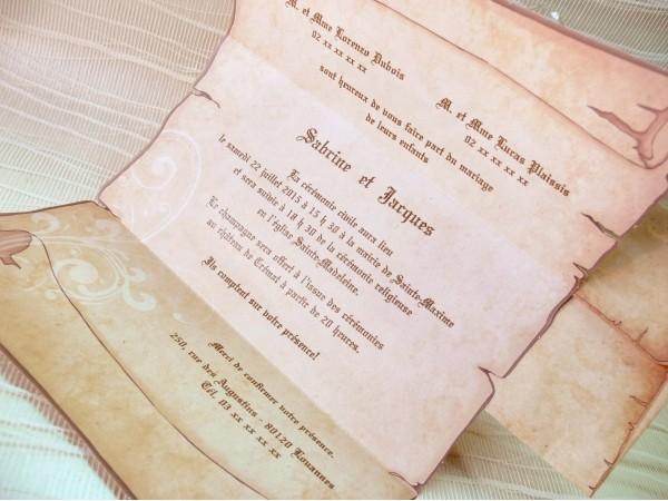 invitatii de nunta moderne